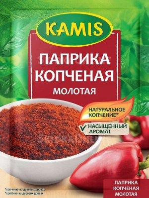 Kamis Паприка копченая мол. пак. 20г