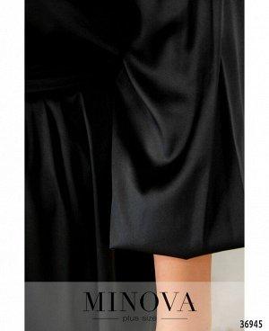 Платье №3272СБ-черный