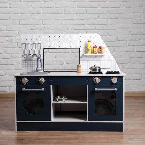 Игровой набор «Кухня» 30*91*80 см, посудка в наборе