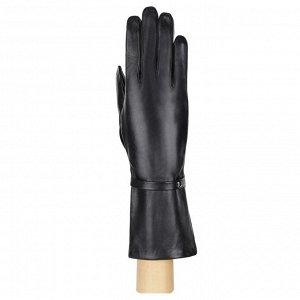 Перчатки, натуральная кожа, Fabretti 15.29-1s black