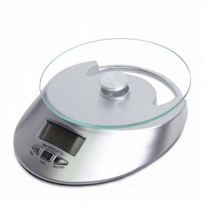 Посуда ™Kamille: стиль и польза! Производство Польша — Весы электронные — Кухонные весы