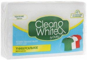 Мыло хоз. DURU Clean & White125г универс.