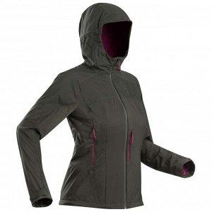Куртка Использование ткани в 2 слоя на плечах для усиления этой зоны. Многослойный материал защищает от ветра до 30 км/ч. Флисовая подкладка micro-grid для баланса между теплом и дышащими свойствами.