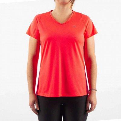 DECATHLON 🥇Одежда и аксессуары для спорта — футболки, спортивные кофты для женщин — Футболки и топы