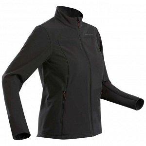 Куртка Куртка из софтшелла идеально подходит для изменчивых метеоусловий благодаря многофункциональности этого материала.