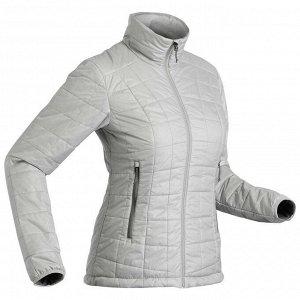 Куртка для треккинга в горах женская TREK 100 FORCLAZ
