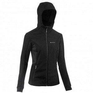 Куртка Куртка из софтшлелла идеально подходит для изменчивых метеоусловий благодаря многофункциональности этого материала. Ветрозащитная мембрана по всей поверхности. Подкладка из флиса, облегающий ка