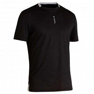 Футболка мужская черная F100
