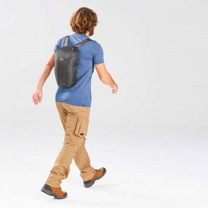 Рюкзак для походов компактный TRAVEL 100 - 10 литров  FORCLAZ