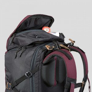Рюкзак для треккинга BDX TRAVEL 100 40 л FORCLAZ