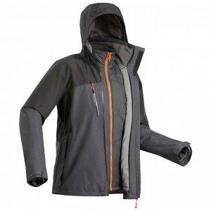 Куртка для треккинга 3 в 1 водонепр.