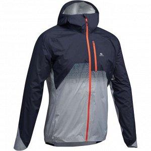 Куртка мужская серо-синяя FH 900 Hybrid
