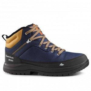 Ботинки теплые водонепроницаемые  мужские SH100 ULTRA-WARM QUECHUA