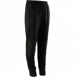 Спортивные брюки для мальчиков черные DOMYOS