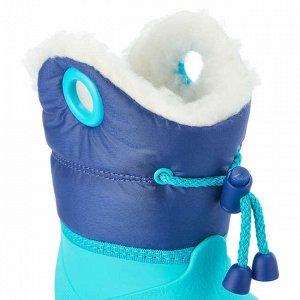 Сапоги для катания на санках для малышей