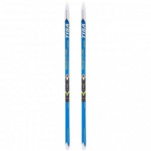 Беговые лыжи для классического хода Adventure Step+крепление TISA