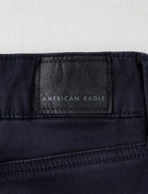"""AE Jegging *Super Stretch *High level stretch holds its shape & won't bag out. Ever. *Made with fibers by LYCRA® brand *Sateen *53% Cotton, 24% Rayon, 19% Tencel, 4% Lycra *Low 9.5"""" rise *Leggi"""