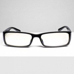 Очки компьютерные 8039, цвет чёрный