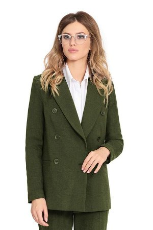 Жакет PiRS Артикул: 636 зеленый