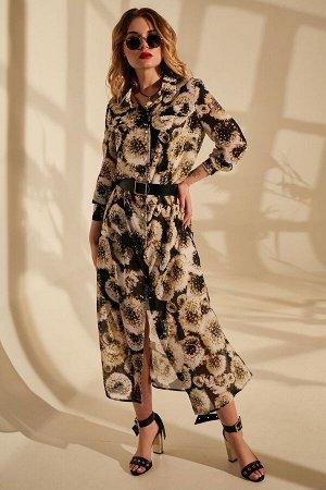 Платье Golden Valley Артикул: 4659 молоч.одуван