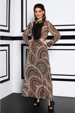Жилет, платье Lissana 3794
