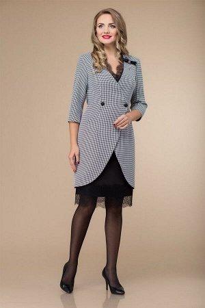 Кардиган, платье Elady 3711А