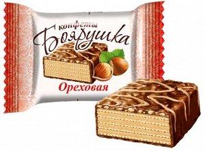 Конфеты Боярушка ореховая