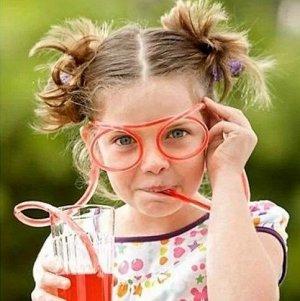 "Трубочка ""очки"""