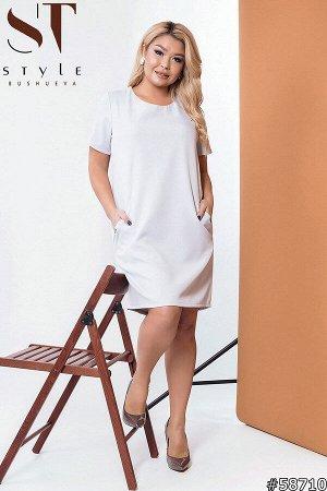Платье 58710