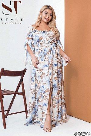 Платье 58741