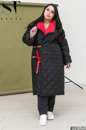 Двустороннее пальто 59152