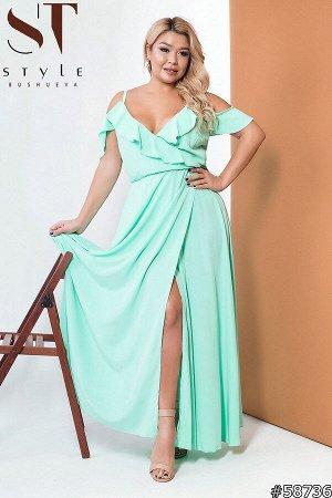 Платье 58736