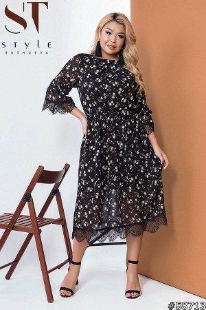 Платье 58713