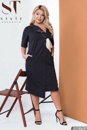 Платье 58702