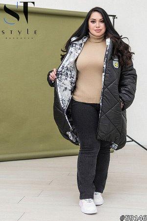 Двусторонняя куртка 59146