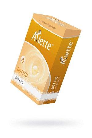 Презервативы ''Arlette'' №6, Dotted Точечные 6 шт.