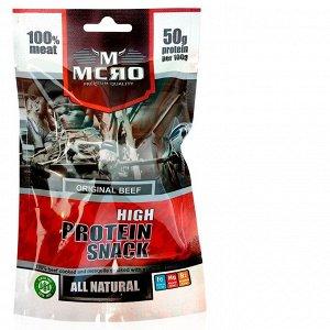 МСЯО High Protein Snack Говядина сушёная (50 гр.)