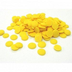 Глазурь кондитерская Диски со вкусом лимона 600шр