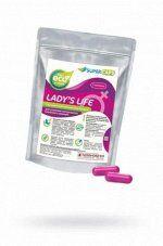 Возбуждающее Средство Для Женщин - Lady's Life, 2 капсулы