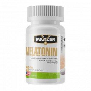 Мелатонин MAXLER Melatonin (3мг) - 120 таблеток
