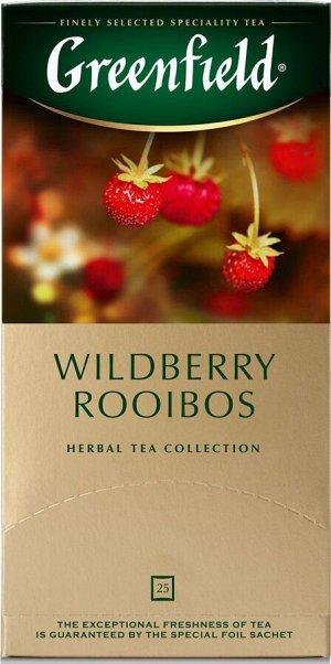 Чай Гринфилд Wildberries Rooibos 25пак