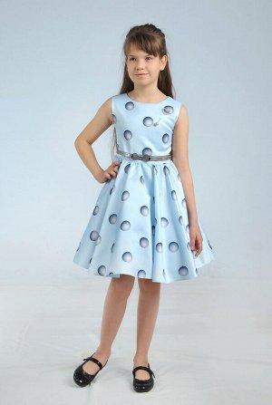 Платья Количество в упаковке: 1; Артикул: СС-1635-1; Цвет: Голубой; Ткань: атлас; Состав: 100% хлопок, 100% полиэстер; Цвет: Синий джинс | Молочный | Голубой Скачать таблицу размеров