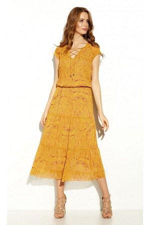 Платье ZAPS AZZA 2020 цвет 053