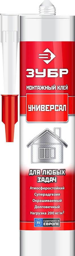 Клей монтажный ЗУБР КМ-100