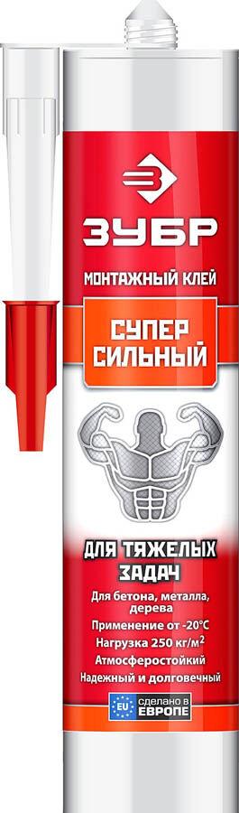 Клей монтажный ЗУБР КМ-200