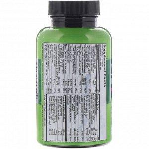 NATURELO, Мультивитамины для женщин старше 50 лет для ежедневного применения, 60 растительных капсул