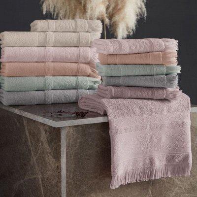 🌟Твой идеальный Look💫 Комфорт дома +Сауна,халаты,полотенца — Хит! Нежные расцветки-- КРАСИВЫЕ,МЯГКИЕ,ПУШИСТЫЕ — Полотенца