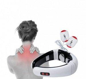 Электрический импульсный массажер Cervical Vertebra Physiotherapy Instrument