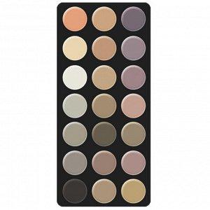 PARISA Набор теней для макияжа №05 (палитра 21 цвет)   (Е-21)