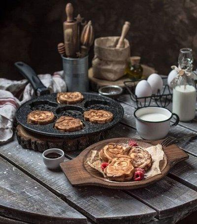 ASTERIA Посуда с антипригарным покрытием! Жарим без масла!10 — Сковородка Смешарики — Сковороды